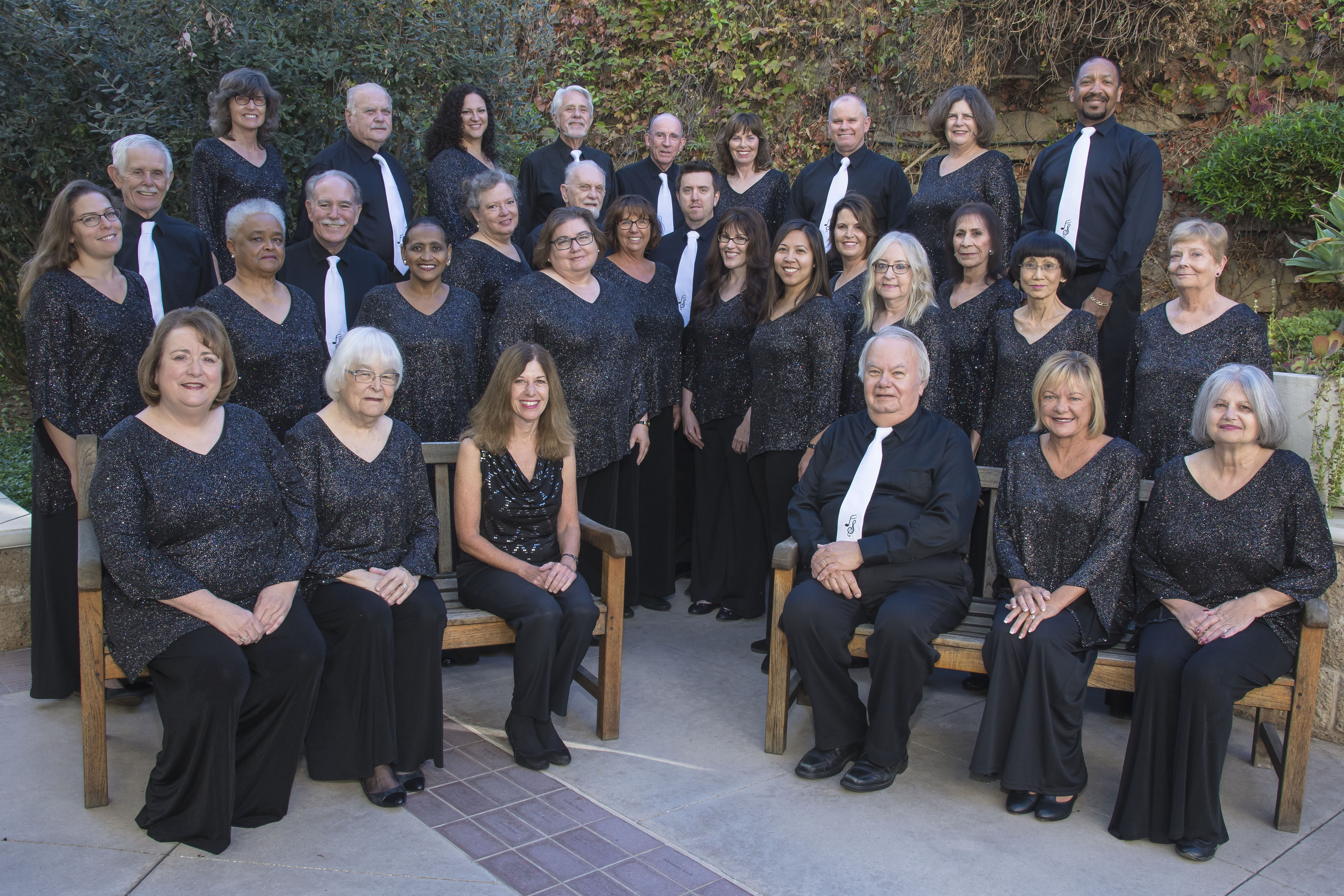 Festival Singers (Photo by Daniel Wilson Photography)